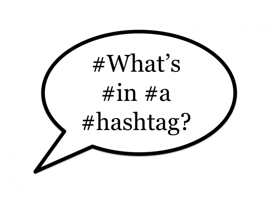 Hashing+on+the+Hashtag