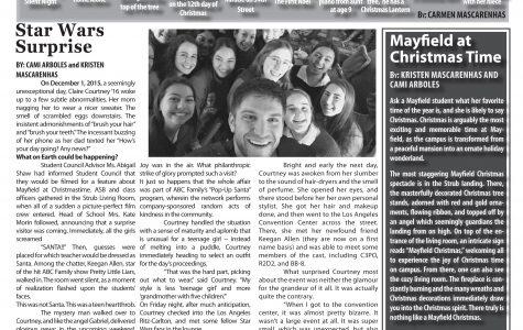 Mayfield Crier December 2015 Issue