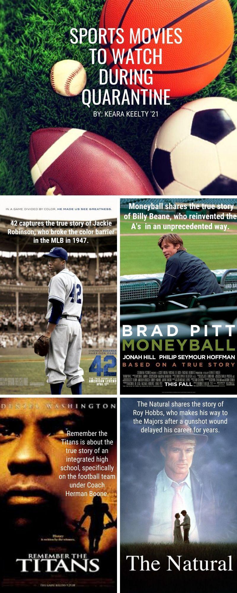 sports movie graphic - Keara Keelty