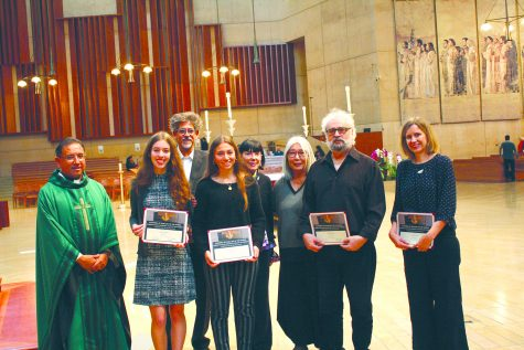 Artists' Work Shown at Cathedral Exhibit