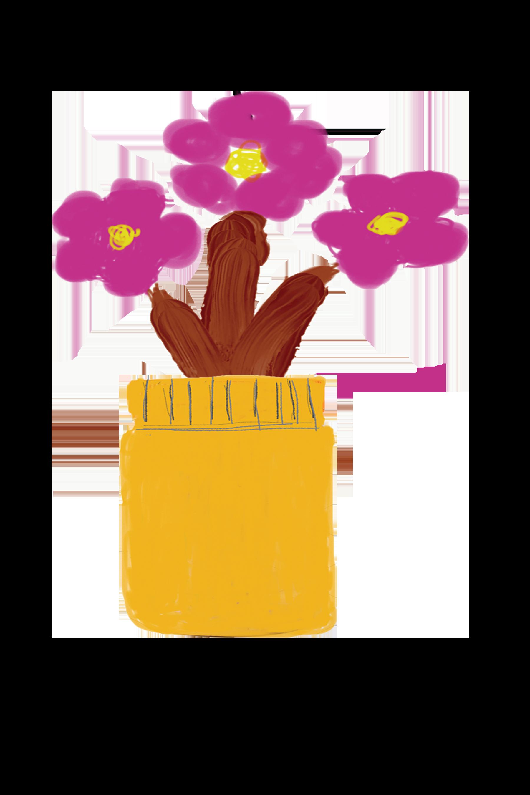 Flower_Jar
