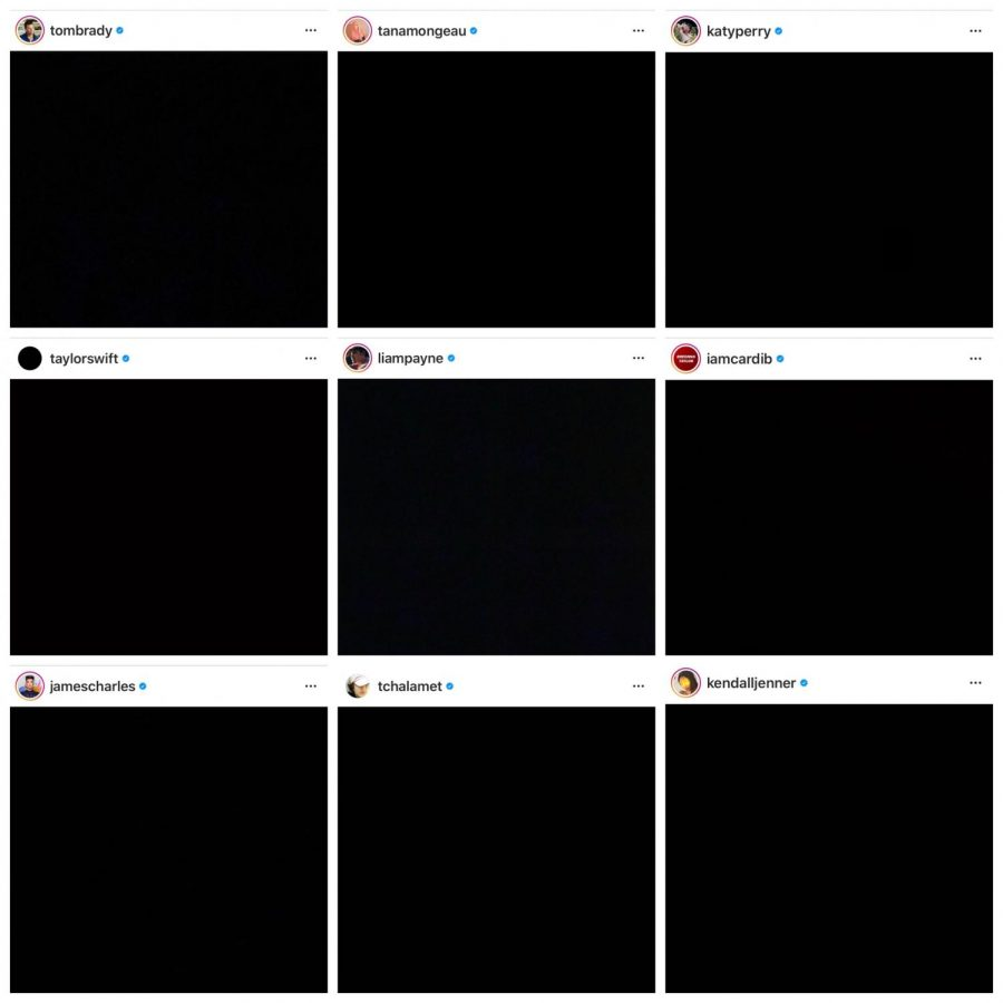 Celebrities including Katy Perry, Tom Brady, and Kendall Jenner partook in the Black Lives Matter movement-related hashtag #blackouttuesday by posting black squares on Instagram. Questions have arisen over what has motivated these public figures to take to social media.