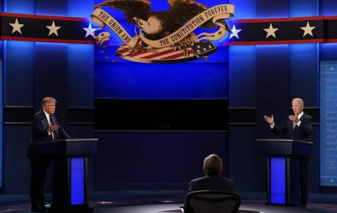 President Donald Trump and Democratic presidential candidate Joe Biden squared off in the first presidential debate on Tuesday.