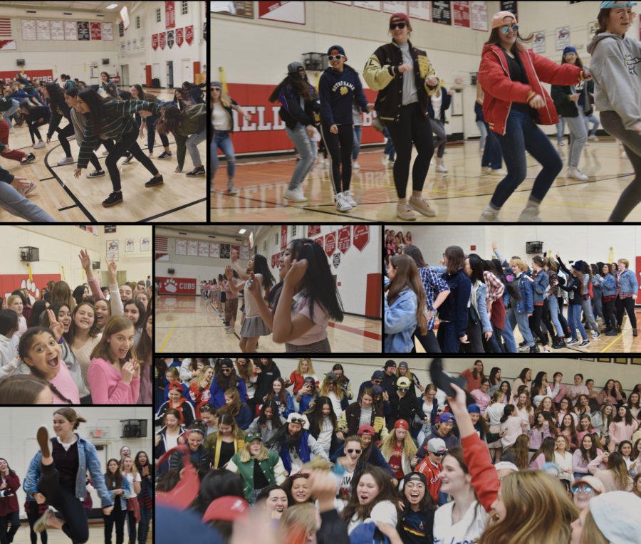 Dance Off: Juniors Score Back-to-Back Wins