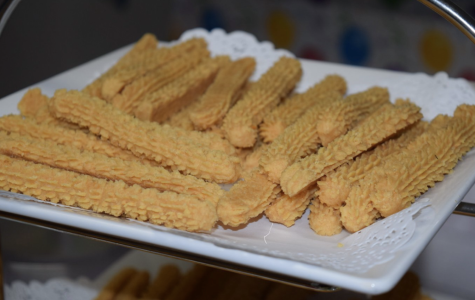 In the Kitchen with Abby!  Recipe: Abby's Zesty Cheese Straws