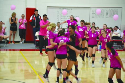 Dig Pink: Record-Breaking Night