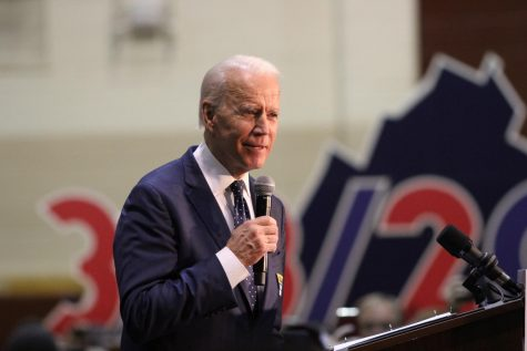 Biden Defeats Trump in the 2020 Presidential Election