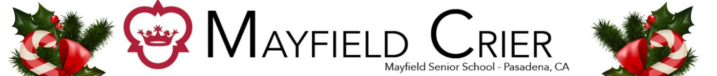 The Student News Site of Mayfield Senior School