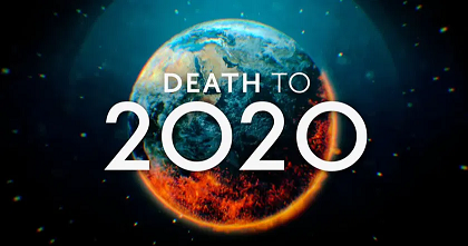 Charlie Brooker and Annabel Jones' Death to 2020 mockumentary.