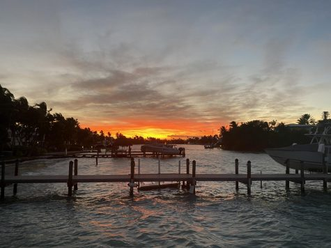 Florida Sunset. Photo courtesy of Avalon Dela Rosa