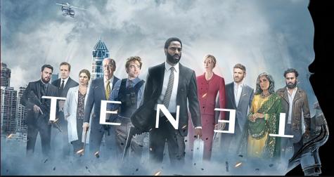 Tenet, directed by Christopher Nolan.