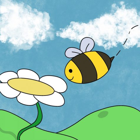 Graphic of Bee