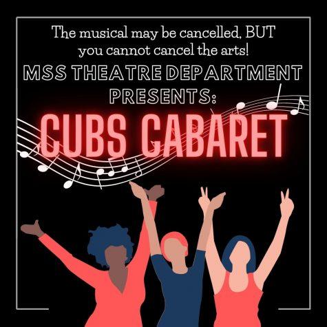 Cubs Cabaret Poster.