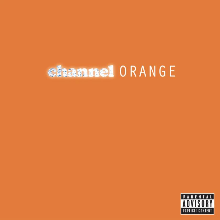Frank Oceans 2012 album Channel Orange