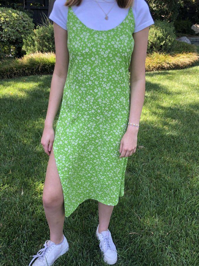 Summer Dress from Reformation