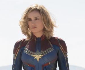 Carol Danvers, also known by her superhero alias as Captain Marvel, stars in Marvels first female-led movie.